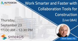 Work Smarter & Faster with Collaboration Tools for Construction